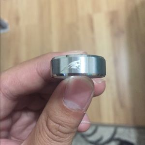 Jewelry - Silver New England Patriots Ring